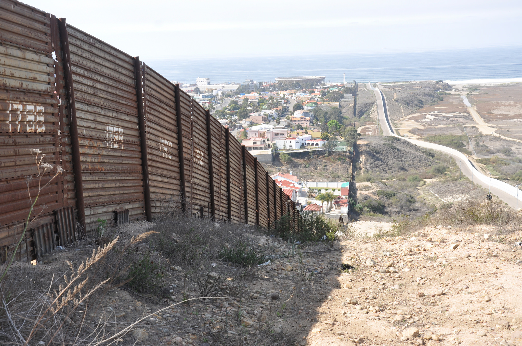 Borders And Walls Do Barriers Deter Unauthorized
