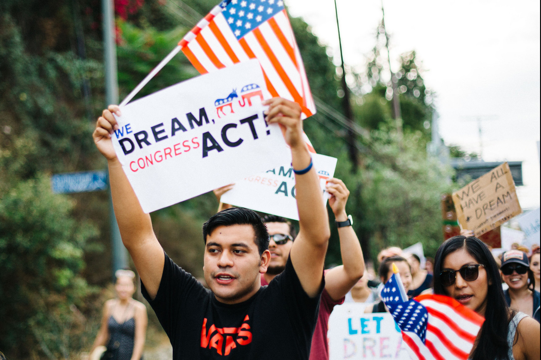 Trump Administration Rescinds Special >> Trump Administration Rescinds Daca Fueling Renewed Push In Congress