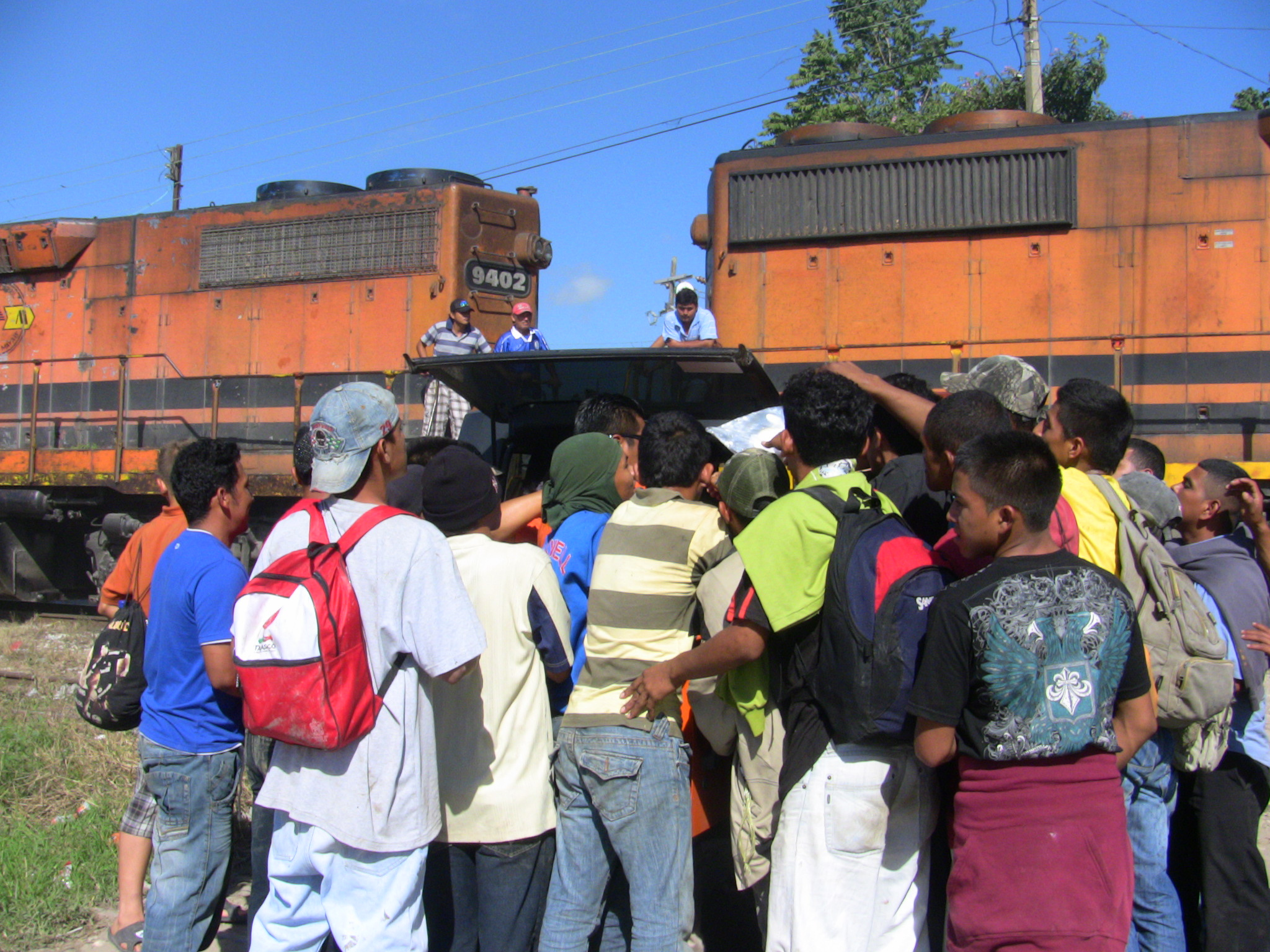 "Central American Migrants and ""La Bestia"": The Route"