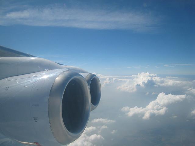 Plane engines