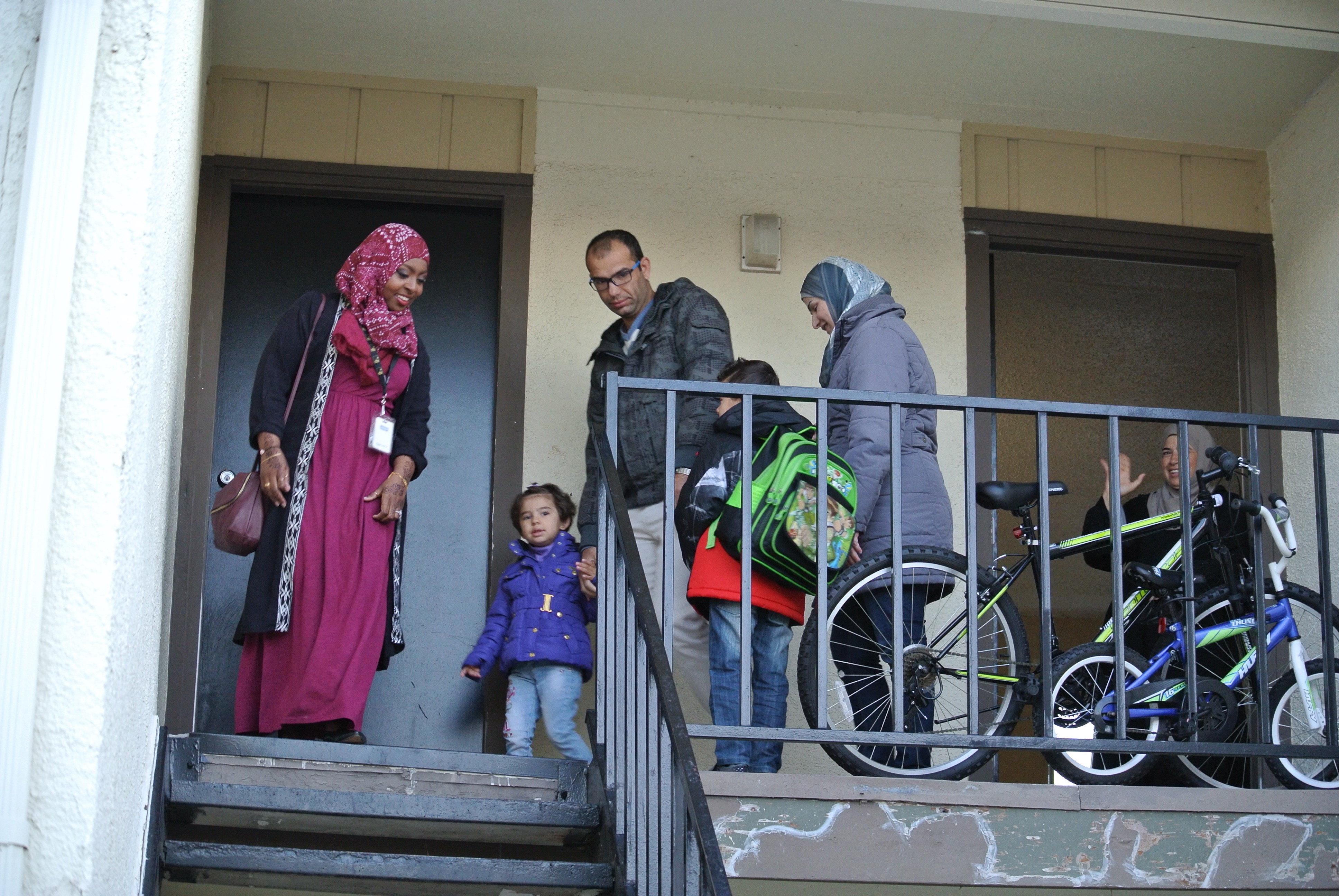 Syrian Refugees In The United States