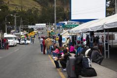 iom colombia venezuelan migrants
