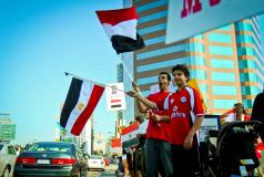 Egyptians in Los Angeles