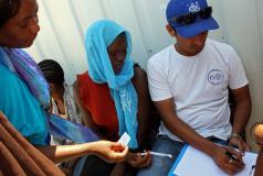 Registration of Nigerian migrants for voluntary return