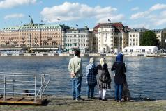 Immigrants in Stockholm