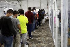 unaccompanied children border cbp donna