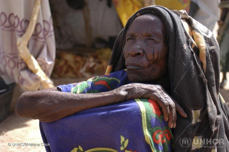 Woman Chad Darfur