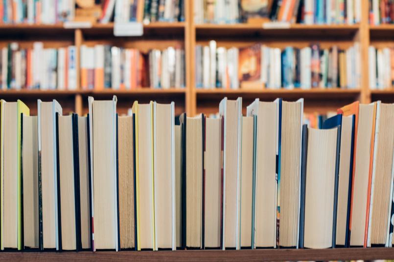 library jessica ruscello