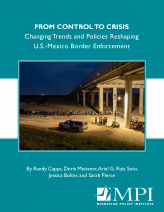 From Control to Crisis: Changing Trends and Policies Reshaping U.S.-Mexico Border Enforcement