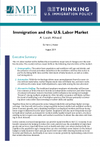 Immigration and the U.S. Labor Market: A Look Ahead