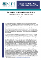 Rethinking U.S. Immigration Policy: New Realities Call for New Answers