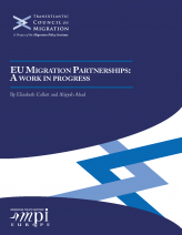 EU Migration Partnerships: A Work in Progress