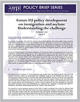 Future EU policy development on immigration and asylum