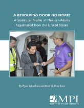 A Revolving Door No More? A Statistical Profile of Mexican Adults Repatriated from the United States