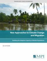 New Approaches to Climate Change and Migration: Building the Adaptive Capacity of Mobile Populations