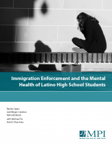 Immigration Enforcement and the Mental Health of Latino High School Students