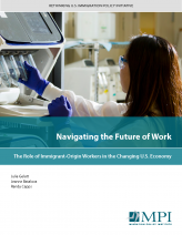 Navigating the Future of Work: The Role of Immigrant-Origin Workers in the Changing U.S. Economy