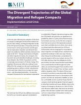 The Divergent Trajectories of the Global Migration and Refugee Compacts: Implementation amid Crisis