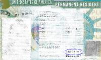 Greencard US government