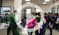 EventPH 2015.3.31 Unaccompanied Child Migration to the United States Flickr CBP Processing Unaccompanied Children