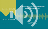 changing climate changing migration podcast episode 11 tile