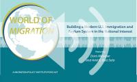World of Migration podcast episode 3 tile