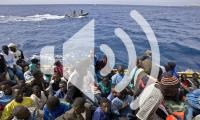 BoatMigrants ARodriguez UNHCR