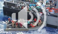 EVENT PH 2016.1.27 US NAVY Distressed_persons_are_transferred_to_a_Maltese_patrol_vessel.