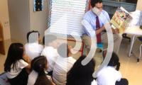 Event PH 2016.1.21 ESSA Webinar   flickr Penn State alumnus Sergio Santiago reads a book to students as a Teach For America teacher