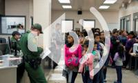EventPH 2015.3.31 Unaccompanied Child Migration to the United States Flickr CBP Processing Unaccompanied Children