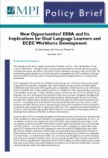 Coverthumb_ESSA DLLs ECEC Workforce