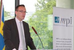 Event PH 2016.6.16   State Secretary Lars Westbratt at MPI Event