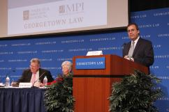 Francis Cissna keynotes 15th Annual Immigration Law and Policy Conference