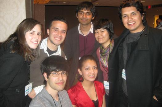 Photo of DREAM Act activists