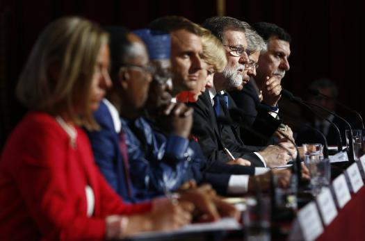 August 2017 meeting of European and African leaders