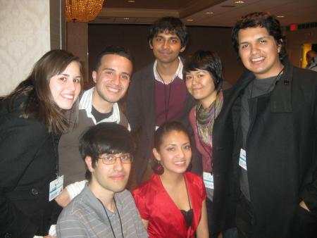 Photo of DREAM Act activists
