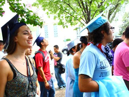 Graduating DREAMers