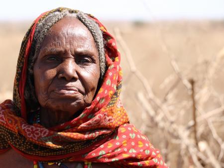 Eritrean refugee