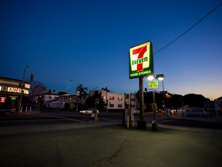 7-Eleven in Los Angeles