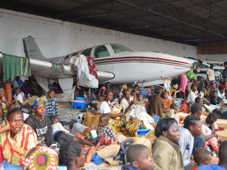 Bangui Airport
