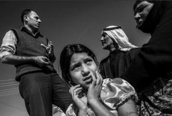 SyrianRefugees inIraq